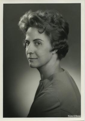 Ellen Bozman 1973 Campaign Headshot