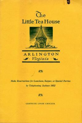 The Little Tea House Menu
