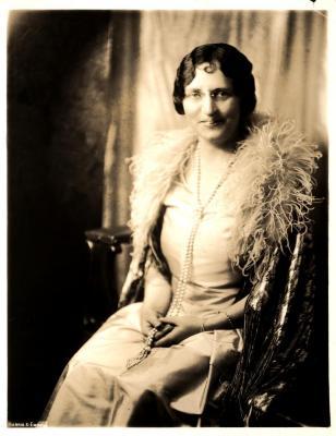 Ruby Lee Minar Portrait