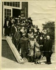 """Organized Women Voters ca. 1930"""