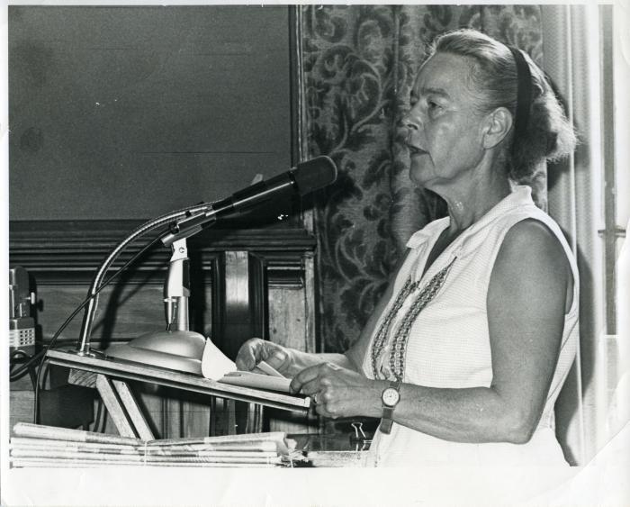 Cornelia B. Rose Jr.
