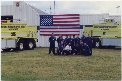 Foam Units and the American Flag